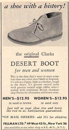 Clark's Desert Boots