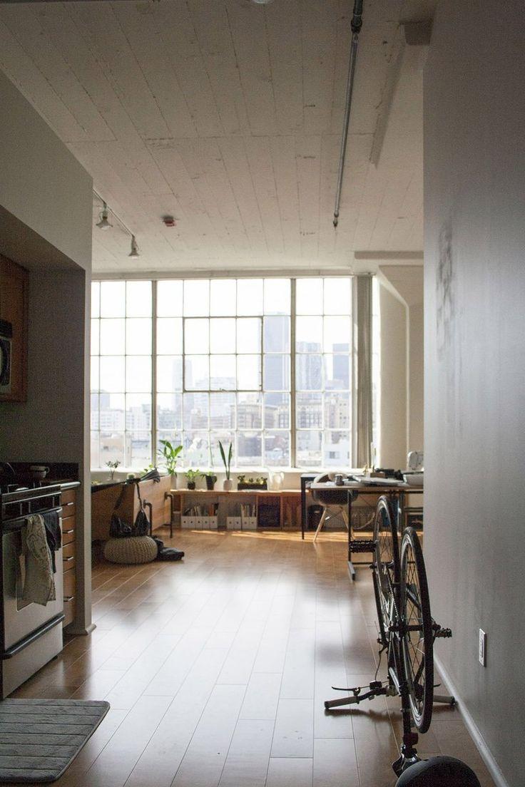 Echo's Artist's Loft — House Tour | Apartment Therapy