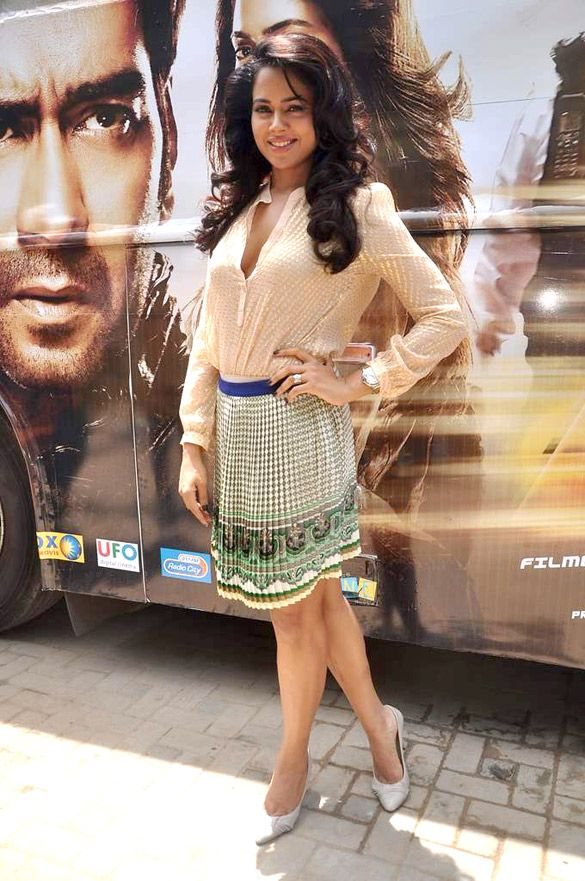 Sameera Reddy in Zara
