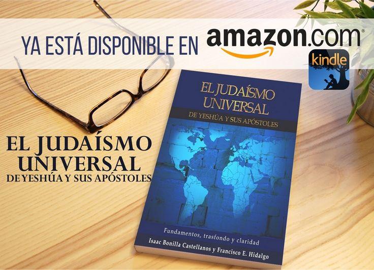 Libro El judaísmo universal de Yeshúa y sus apóstoles: Fundamentos, trasfondo y claridad (Spanish Edition) – Ministerio Puerta de Esperanza