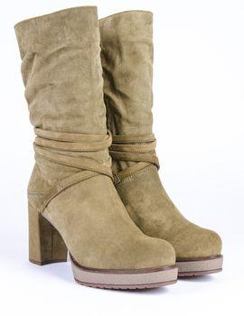 Betsy Palmer - Mooie damesschoenen en accessoires::SCHOENEN::Kuban khaki