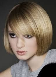 Terrific 1000 Images About Bob On Pinterest Asymmetrical Bangs Chloe Short Hairstyles For Black Women Fulllsitofus