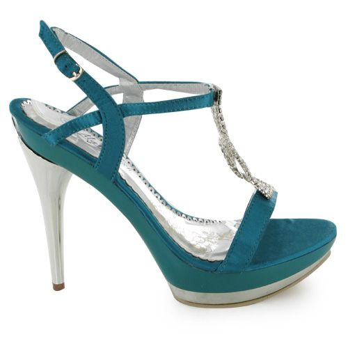 Teal Wedding Shoes 015 - Teal Wedding Shoes