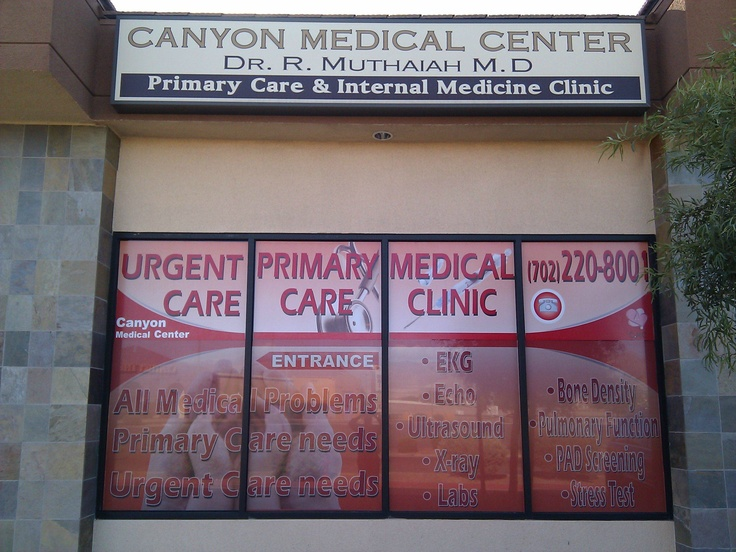 Urgent Care - Primary Care - Doctors - Las Vegas / Primary Care