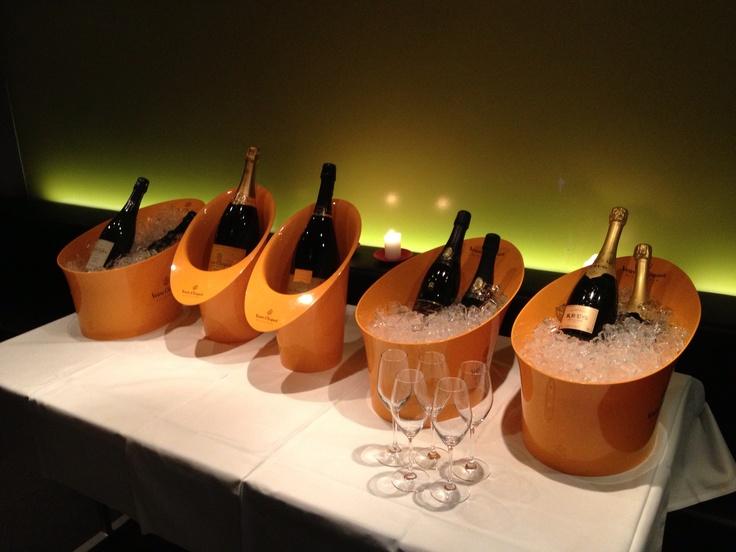 Tasting Champagne