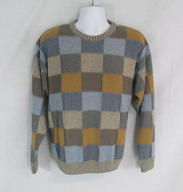New Lorenzo Tavernari Men's Sweater Sz L Made in Italy Plaid Cotton Blend Nwot http://www.ebay.com/itm/New-Lorenzo-Tavernari-Mens-Sweater-Sz-L-Made-in-Italy-Plaid-Cotton-Blend-Nwot-/231746857644?hash=item35f5306aac:g:3XMAAOSwsB9WDvN~