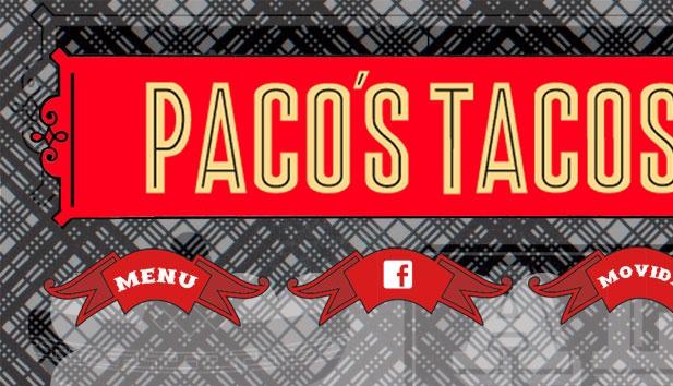 Movida's Paco's Tacos