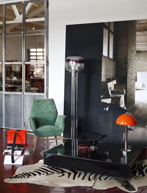 Culdesac Concept Store | antic-deco-design-retro-vintage