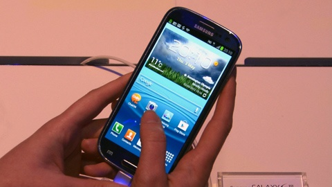 Samsung Galaxy S3 review: Hands-on
