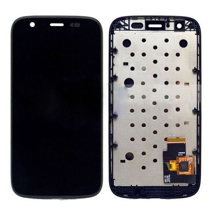 For Motorola MOTO G XT1032 XT1033 LCD Display With Touch Screen Digitizer Assembly with frame Free Shipping