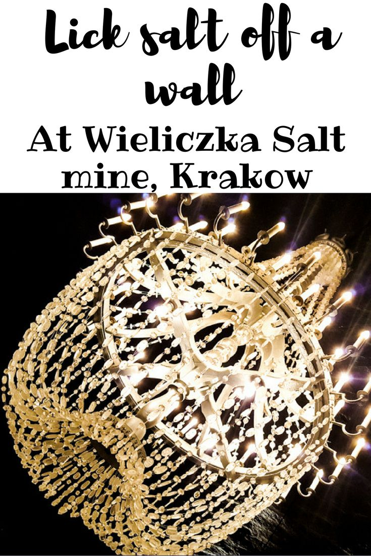 The underground world of Wieliczka salt mines