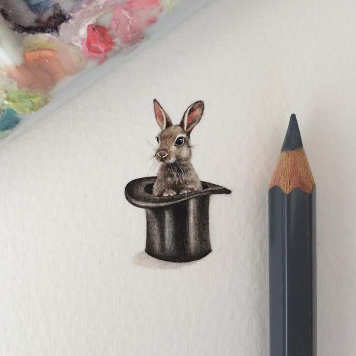 Paintings for Ants: Miniature Illustrations by Lorraine Loots
