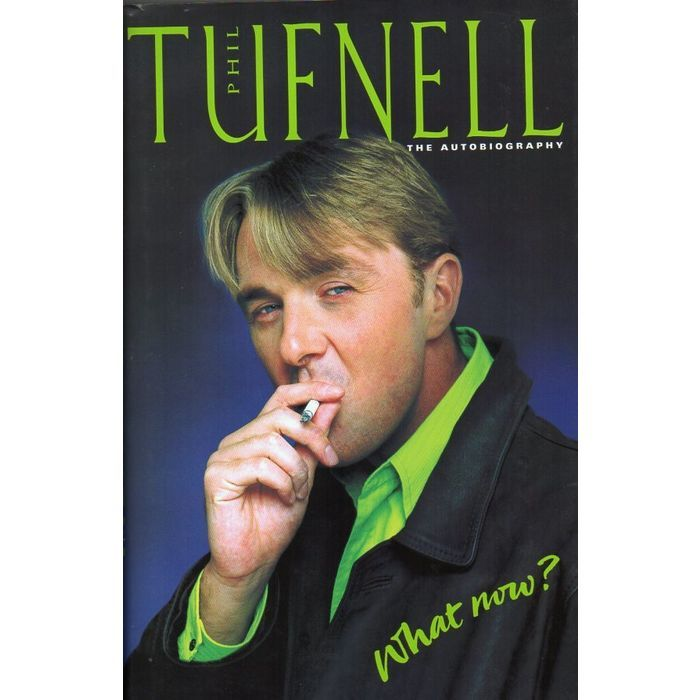 What now ? Phil Tufnell The autobiography Hardback cricketing book Listing in the Cricket,Sport,Non Fiction,Books,Books, Comics  & Magazines Category on eBid United Kingdom   147624222