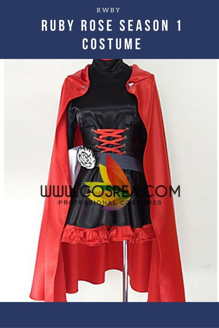 48 Best Ruby Rose Costume Images On Pinterest Rose