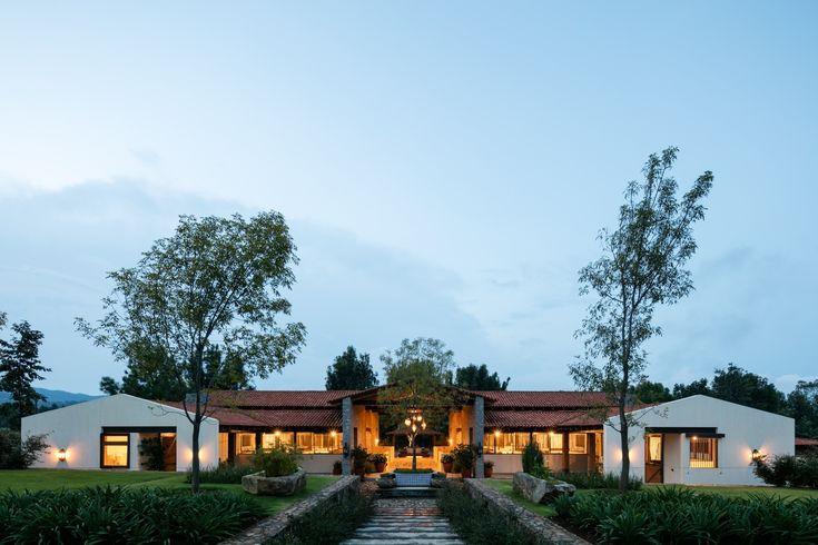 Galería de Rancho La Stella / AE Arquitectos - 10