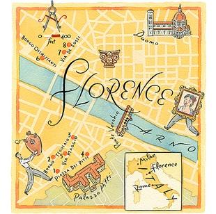 Florence - I'd love this framed.
