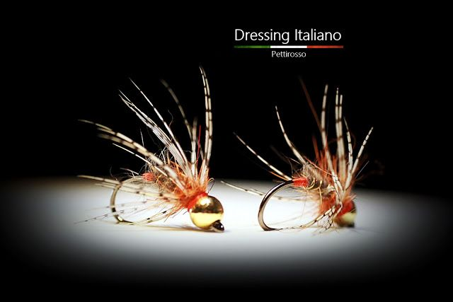 Dressing Italiano: Costruzione di una ninfa PETTIROSSO by Dressing It...