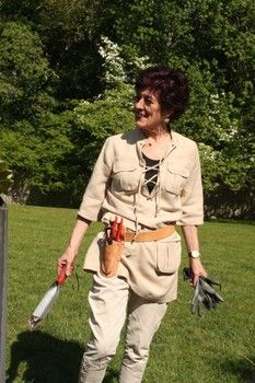 Gardening 101: Dianne Benson On The Best Garden Tools And Clothes