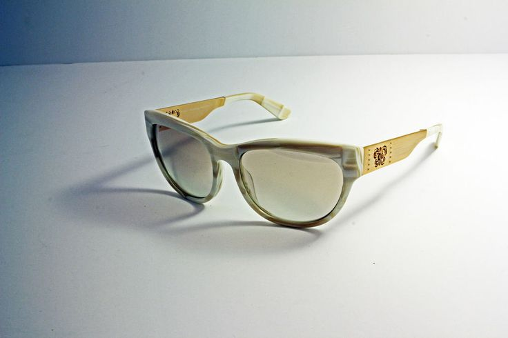 Authentic Brand New Sunglasses John Galliano JG 66 Col. 24 G #JohnGalliano #Butterfly