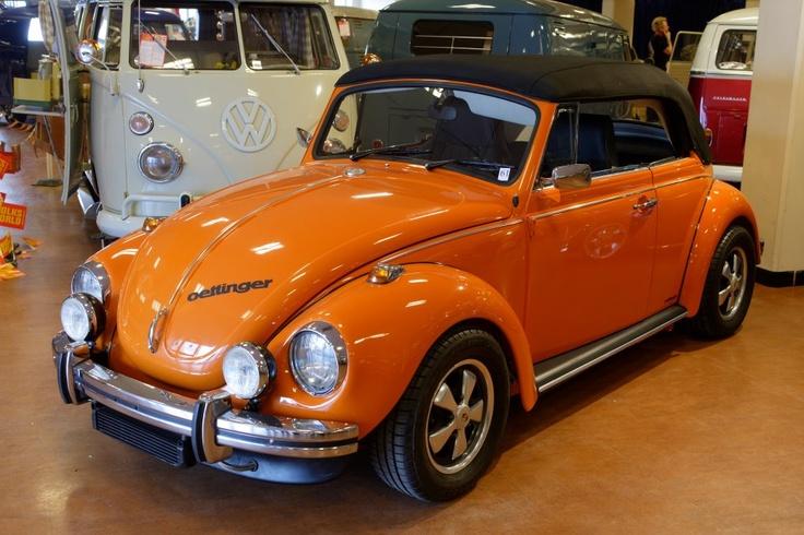 Original 1302S Oettinger Cab