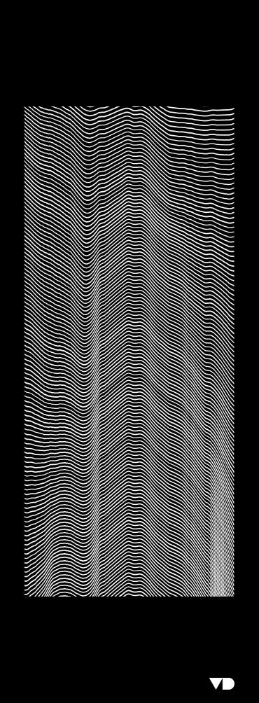 Coded in Processing by Victor Doval 141x52 cm http://lightprocesses.tumblr.com/