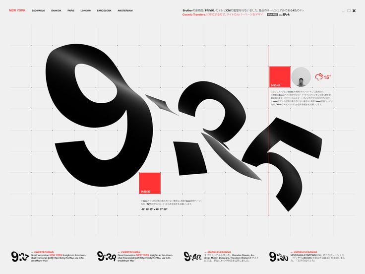 Clock Flag App — Rafael Kfouri