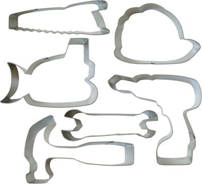 cookie cutters - tools