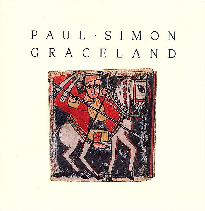 Paul Simon - Graceland CD 1986 Warner Bros [9 25447-2] U.S.A.  This is life changing!
