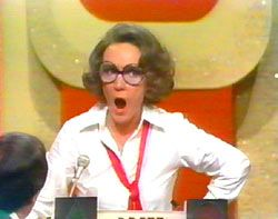 Match Game--Brett Somers and of course Charles Nelson <3