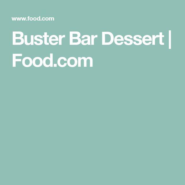 Buster Bar Dessert | Food.com