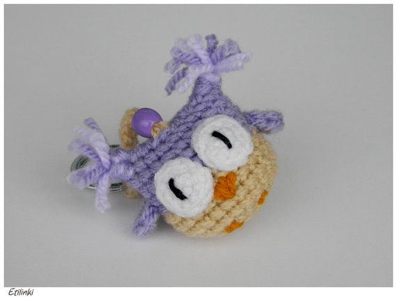 Purple Crochet Keychain Amigurumi Owl Lover Gifts  Purple Gift  Cute  Keychains Girl Car Accessories. The 25  best Girl car accessories ideas on Pinterest   Girly car