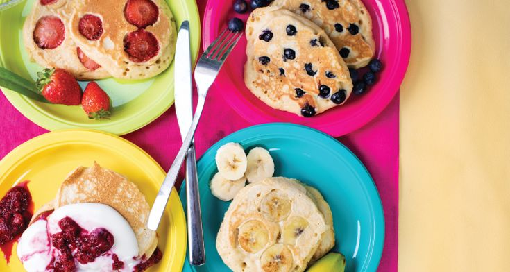 Fluffy Pancakes – PlantBased Magazine   – Breakfast, Pancakes & Waffles