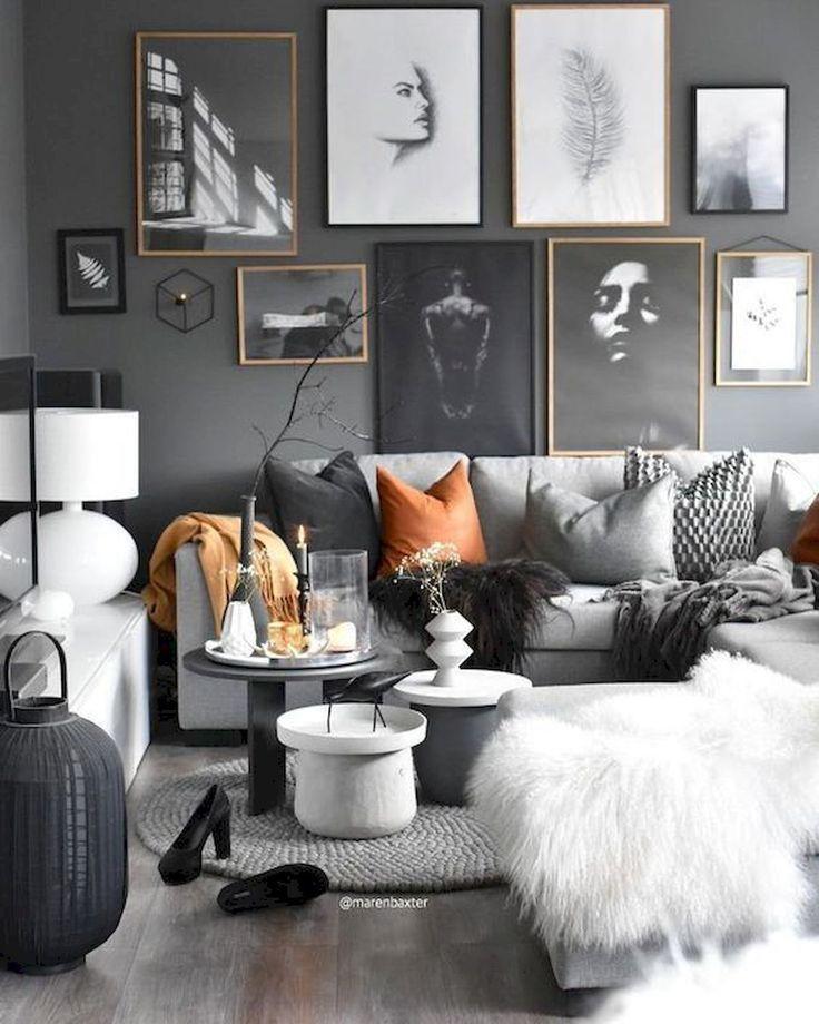 25 Wohnideen für ein modernes Wohnzimmer (26