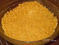 Pasta frolla all'olio per sbriciolate | Ricetta