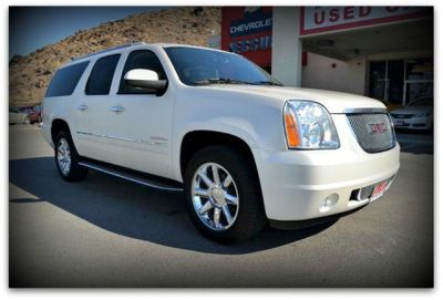 2013 GMC Yukon XL 1500 Denali #car