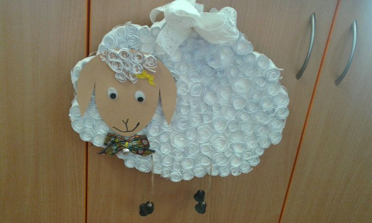 Velikonoční ovečka do soutěže