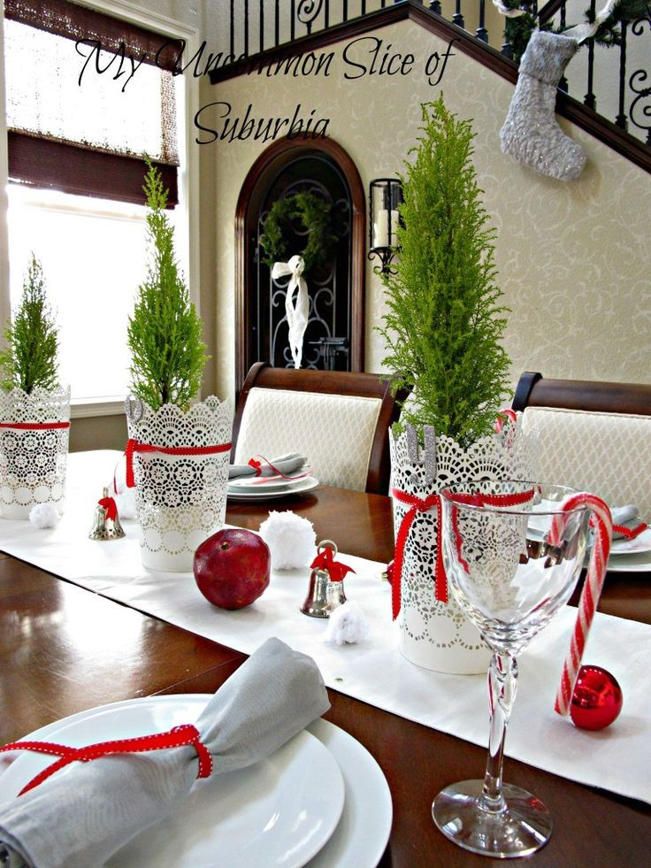 Decorate your Dinning Room Christmas