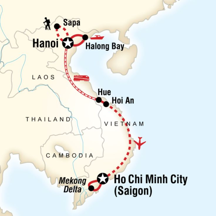 Explore Hanoi By Cyclo Cruise The Peaks In Halong Bay Shop And Relax In Hoi An Meet Local Families In The Mekong Delta Discover Bustling Ho Chi Minh