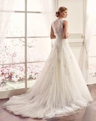 Suzette menyasszonyi ruha - igenszalon.hu