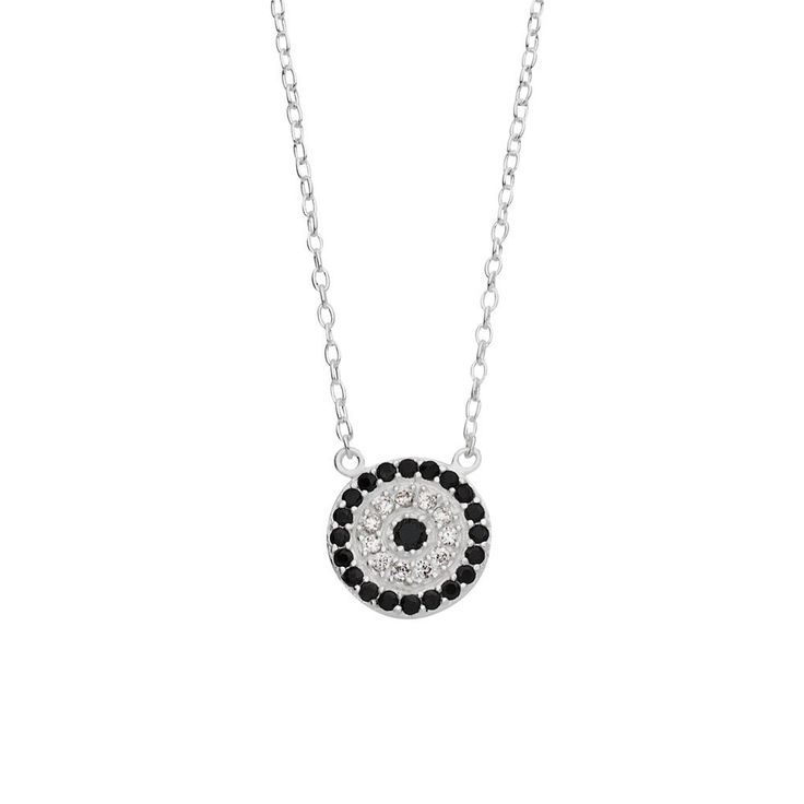 Evil Eye Necklace — Vinci Collections