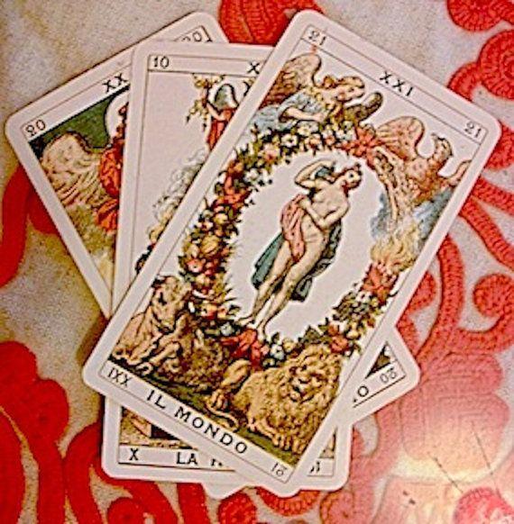 One Card Tarot reading from the Tarot Major Arcana