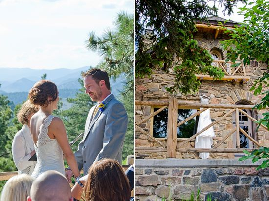 castle mountain wedding wedding venues denver and castles