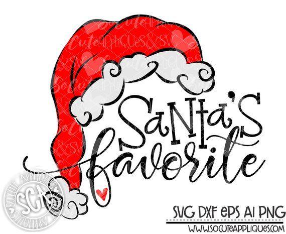 Christmas Santa S Favorite Svg Design Santa Hat Clipart Christmas Shirt Design Svg Santa S Biggest F Cricut Projects Vinyl Christmas Svg Santa Hat Clipart