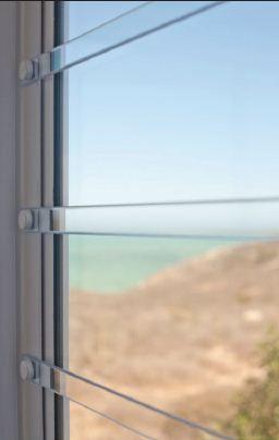 Lexan-ClearBars - Transparent Burglar Bars