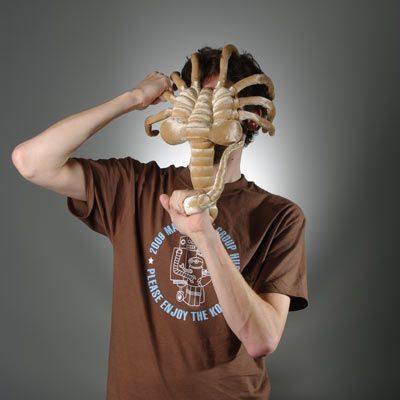 Is it weird we think this facehugger plush is the cutest thing ever?