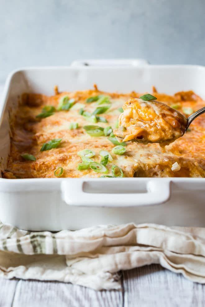 Sour Cream Chicken Enchilada Recipe Culinary Hill Recipe Sour Cream Chicken Enchilada Recipe Chicken Enchiladas Mexican Food Recipes