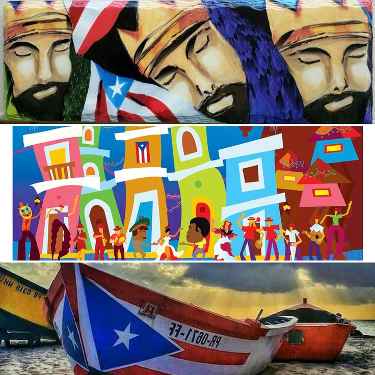 Puerto rican pride puerto rico art pinterest for Puerto rican