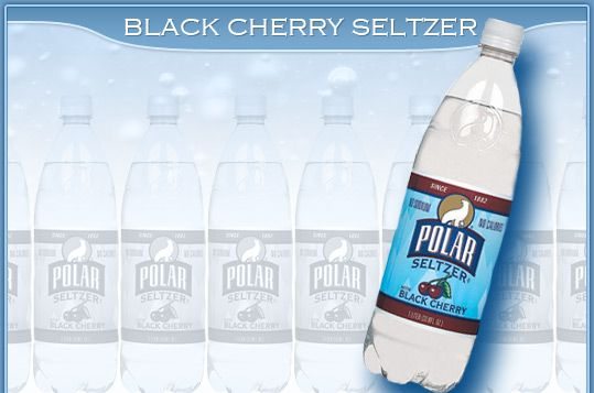 Black Cherry Seltzer by polar (Worchester, ma)-found this on vacation