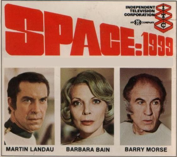 One for the oldies, minor vintage sci-fi TV series 'Space 1999'.