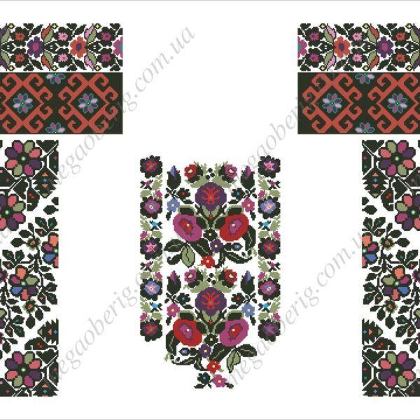 Схема Борщівської сорочки  12d5581f144d0